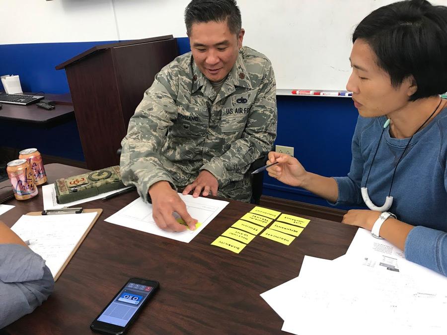 Improving Multi-Channel Communications For Veterans